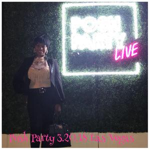 Accessories - Posh Party Live Las Vegas 3.20.18